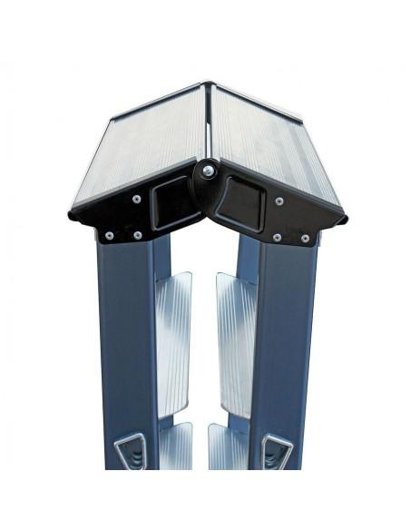 Krause Monto Sepro D Két Oldalon Járható Lépcsőfokos Állólétra 2X5 Fokos